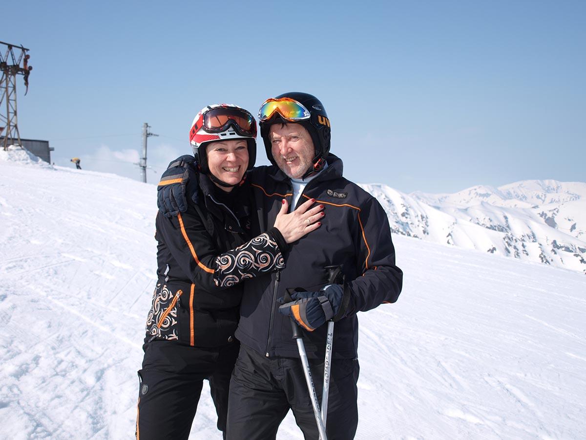 Dana a Ján Kňazeovi