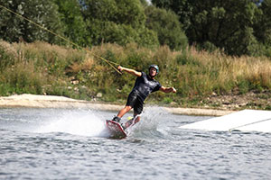 Wakeboard park